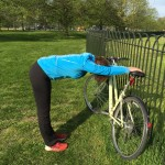 Yoga for Cyclists -- stretches to do immediately after cycling