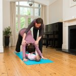 Yoga for the spine: lengthening and releasing