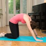 How to keep your spine supple and healthy with yoga