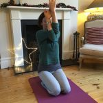 End-of-Year Challenge, Part 3: releasing neck and shoulder yoga
