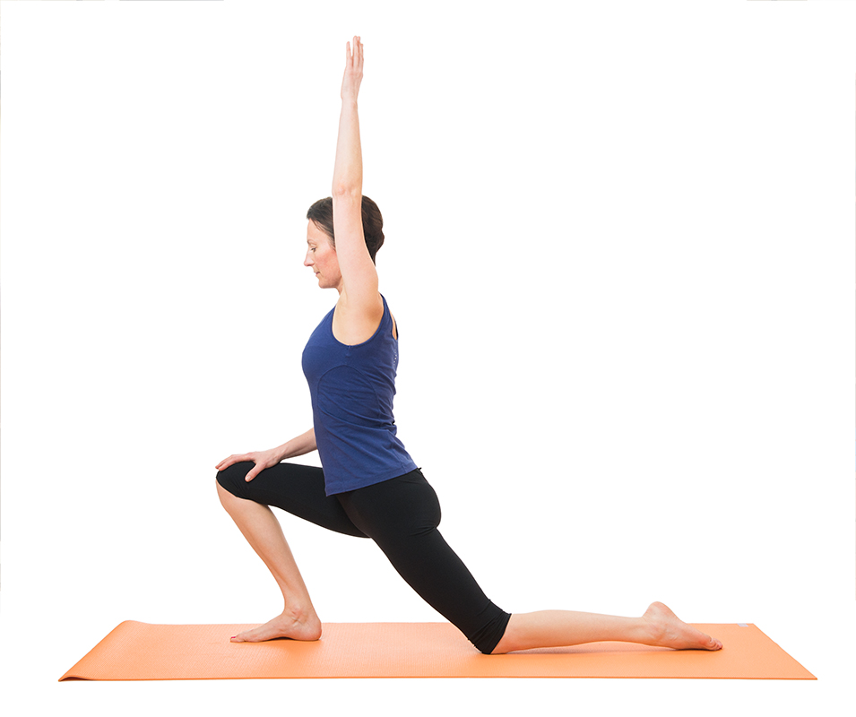 beneyoga-hip flexor stretch