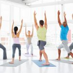 Yoga for the Workplace; Releasing tight Hip Flexors
