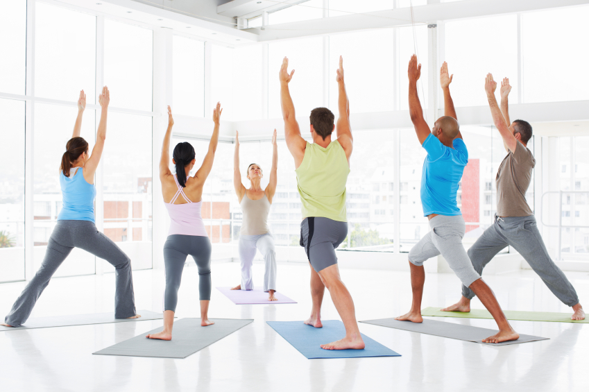yoga for the workplace