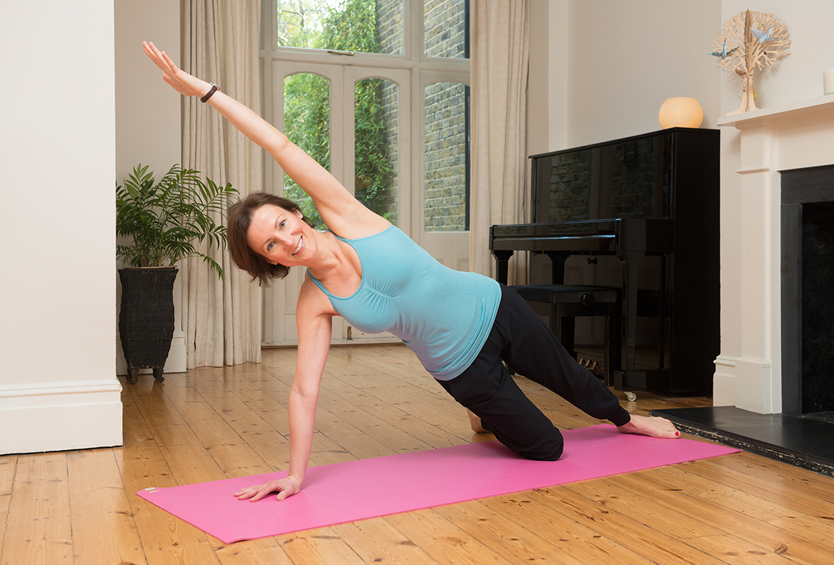 Osteoporosis: how yoga can help prevent or reverse bone loss