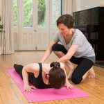 Yoga Therapy for slipped disk, Dr. Robin Monro and the CALBA Questionnaire