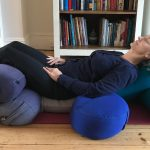 Restorative Yoga: staying energised in December