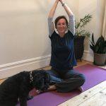 Feel-good yoga to keep you going